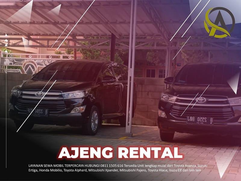 Rental Mobil Beji