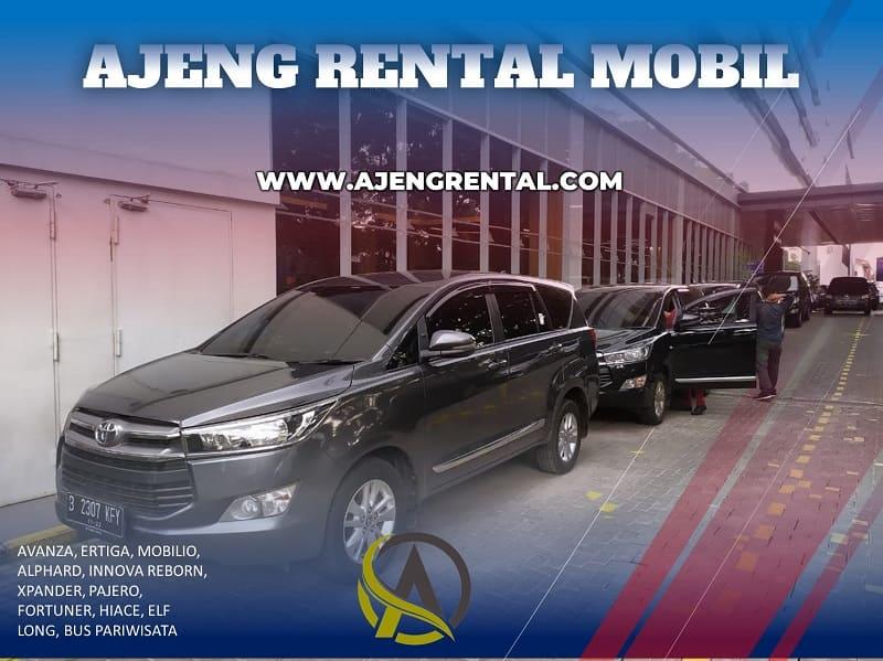 Rental Mobil Utan Kayu Selatan Jakarta Timur
