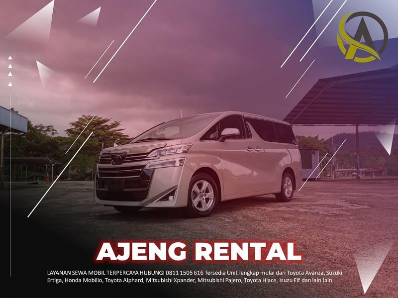 Rental Mobil Pondok Labu