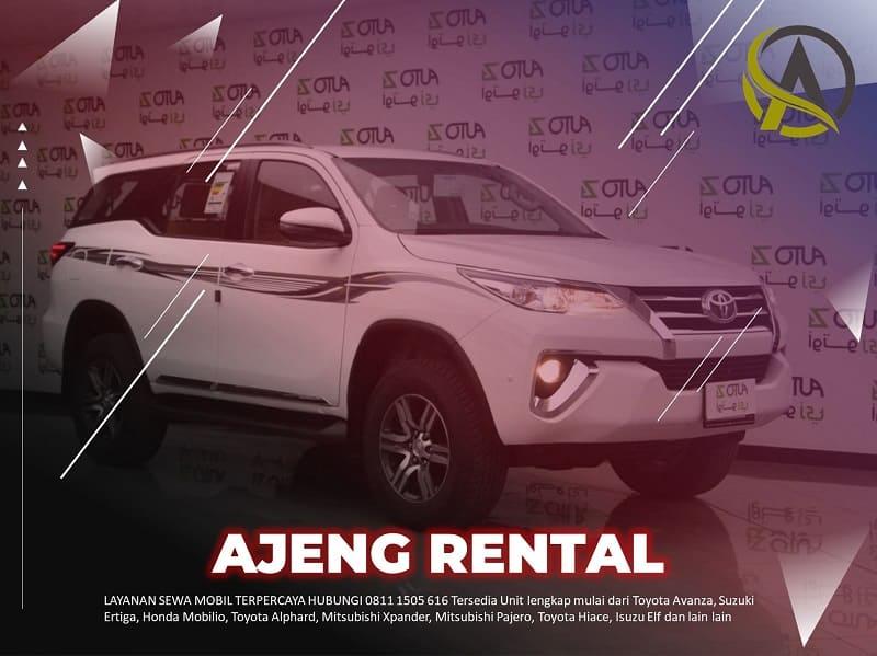 Rental Mobil Jagakarsa