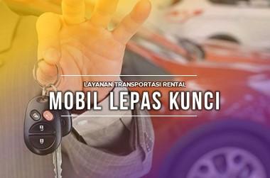 Rental Mobil lepas kunci