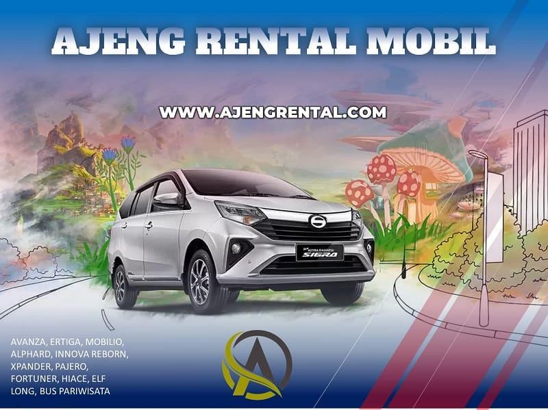 Rental Mobil Pondok Jaya