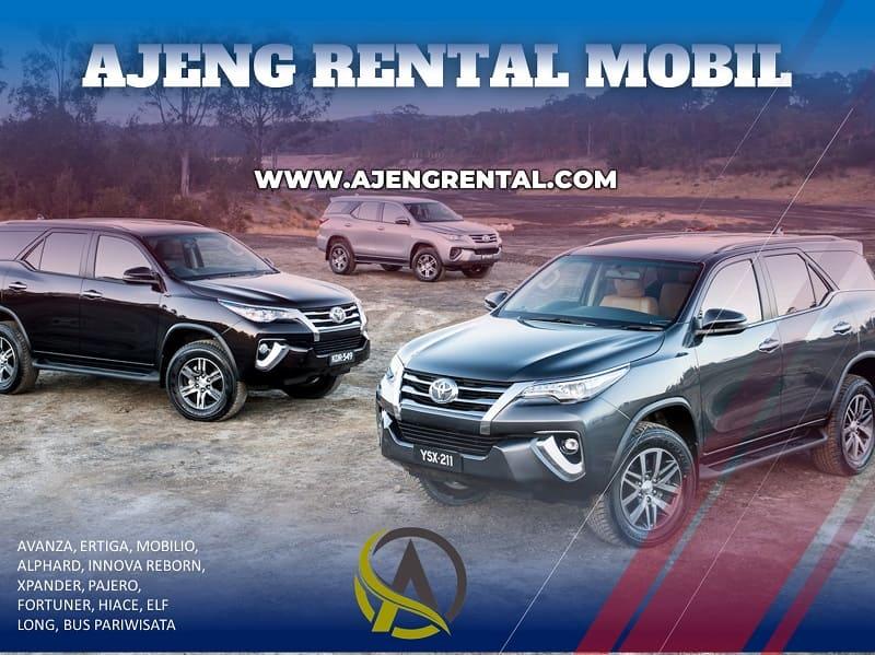 Rental Mobil Sawangan Baru