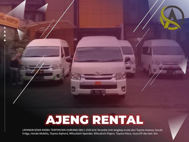 Rental Mobil Kalibaru