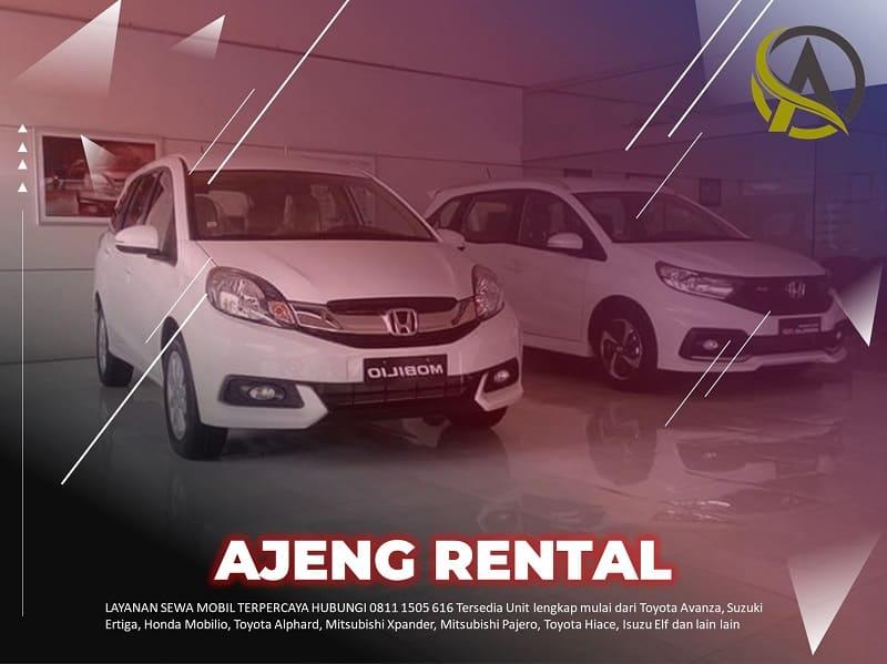 Rental Mobil Tebet Barat