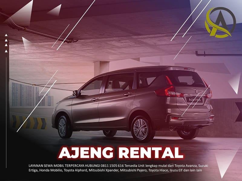 Rental Mobil Menteng Dalam